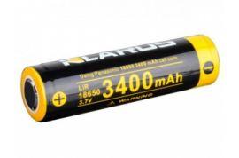 Genopladeligt batteri 18650 3400mAh