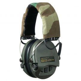 Sordin Supreme Pro X Høreværn til jagt